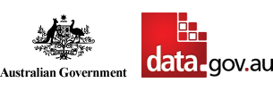 Australian Government - data.gov.au Logo
